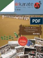 2013 Vs2 b Flyer de Informacao Estagio Acampamento Amicale Karate
