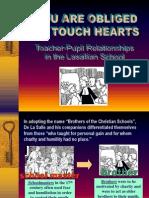Teacher Pupil Relationships