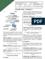 ATIVIDADE DE FIXAÇÃO_7 ANO_PROD TXT_UNIDADE II B