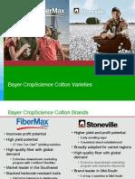 FiberMax and Stoneville Cotton - Cotton Varieties