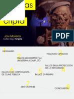 Historias de La Cripta - Javi Moreno