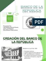 BANCO DE LA REPÚBLICA-ARREGLANDO