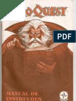 Hero Quest - Manual de Instruções