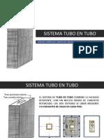 Estructuras Tubo en Tubo