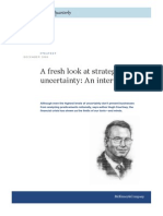 MQ - A Fresh Look at Strategy Under Uncertainty