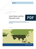 MQ - Asian Future and Financial Crsis