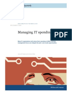 MQ - Managing IT Spending