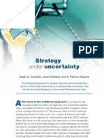 MQ - Strategy Under Uncertainty