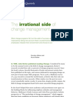 MQ - The Irrational Side of Change Management