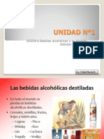 Bebidas destiladas