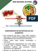 Comp. No Nutritivos