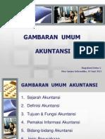 Gambaran Umum Akuntansi
