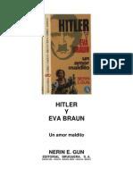 Adolfo Hitler - Nerin E. Gun - Hitler y Eva Braun