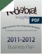 ImagiNation Inc. 2011-2012 Business Plan