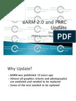 Andrei PRRC Update