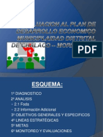 Diapositivas Evaluacion Plan de Desarrollo