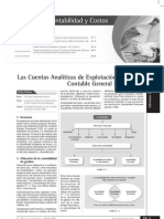 Cuentas Analiticas de Axplotacion