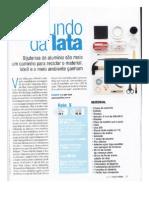 ARTESANATO - Técnica - Reciclagem fundo latinhas.pdf