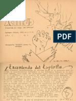 Actitud n 3 Los Inutiles 1943 Junio