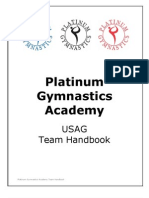 platinum team handbook 2013