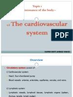 1.2- The Cardiovascular System
