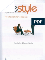 Lifestyle Pre Intermediate Coursebook Mantesh