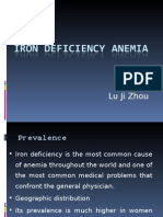 2 Lesson 2 - Iron Deficiency Anemia