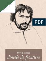 Dincolo de frontiere. Opere de Sorin Stoica (preview)
