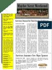 Seoul Survivors RFC Newsletter, Volume 1, Issue 2