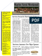 Seoul Survivors RFC Newsletter, Volume 1, Issue 2
