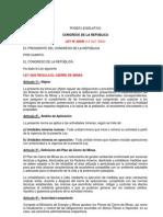 360_Ley Que Regula El Cierre de Minas