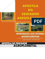 Apostila Do Educador Agroflorestal-Arboreto