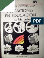Mutaciones en Educacion 11 y Mas