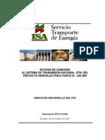 INFO. COMPLEMENTARIA - ESTUDIO CONEXIÓN