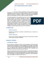 Estudio Tecnologioco Del Acero Final