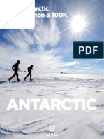 UVU Antarctic Ice Marathon Book 2012