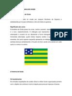 História e Geografia de Goiás