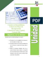 Curso Excel Finaciero Unidad 3