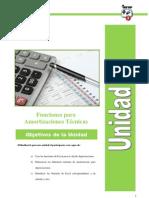 Curso Excel Finaciero Unidad 2