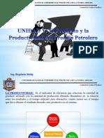 El Producto y La Productividad Del Proceso Petrolero
