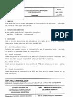 Abnt - Nbr 10354 Tb 169 - Reservatorios de Poliester Reforcado Com Fibra de Vidro