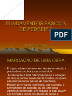 FUNDAMENTOS BÁSICOS DE PEDREIRO