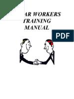 Altar Workers Manual