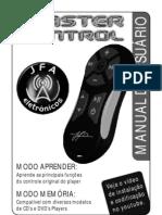 Control CD Master Manual