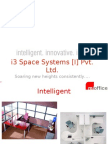 i3 Space Corporate Presentation