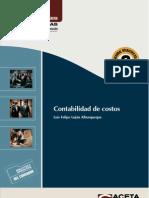 Manual Operativo Nº 2 - Contabilidad de Costos