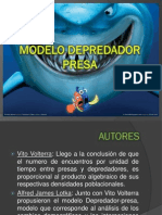 Modelo Depredador Presa