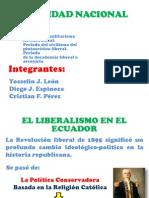 4.Militarismo Liberal Radical. Eloy Alfaro