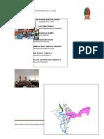 1. Plan de Desarrollo Aprobado 2012 2015