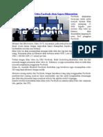 15 Detik Video Facebook Akan Segera Diluncurkan